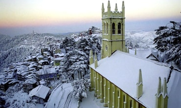 Shimla Manali 4N/5D package from Delhi