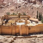 Taba Border Red Sea Sinai and St. Catherine's Monastery