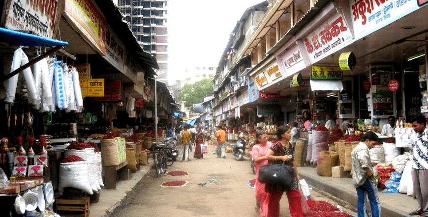 Spice Market at Lalbaug