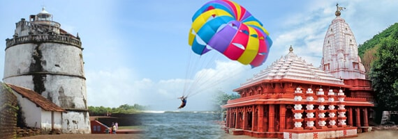 Konkan Tour via Goa India
