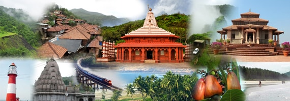 Konkan Tour 5 Nights 6 Days