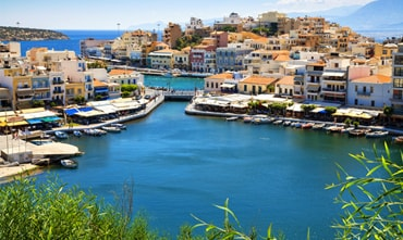 4N/5D Greece Athens Crete Island Hopping Package