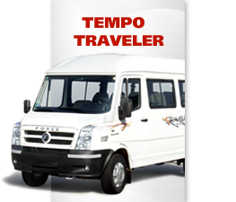 Tempo Traveller Car Rental for Outstation trips, Airport transfer