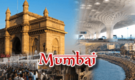Mumbai City Tours, Sightseeing, Mumbai Day Tour Packages
