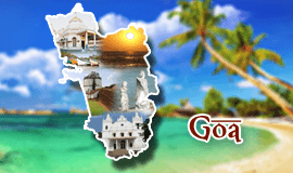 Book Goa Holiday Tour Packages